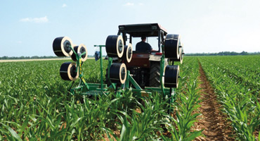 Macchine agricole per irrigazione