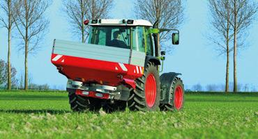 Macchine agricole spargiconcime