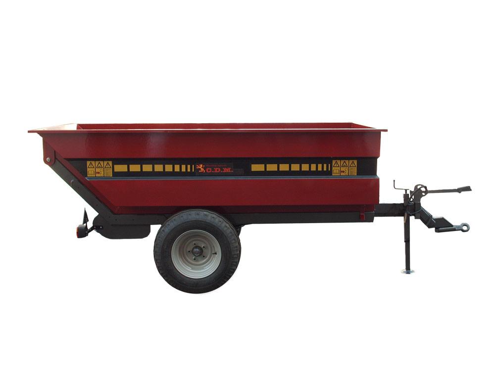 Rimorchio dumper Mini - Macchine agricole CDM