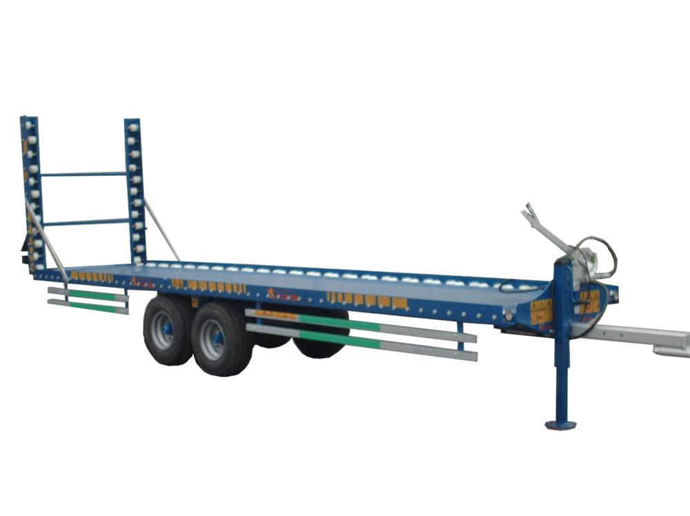 rimorchio macchine agricole portabins CDM09