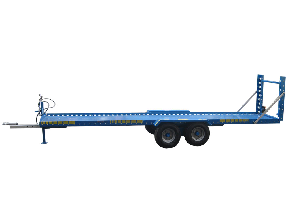 rimorchio macchine agricole portabins CDM10